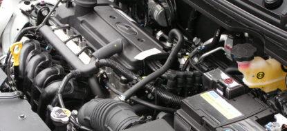 Hyundai i20 – pod maską